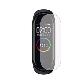 preiswerte Smartwatch Displayschutz-Displayschutzfolie Für Xiaomi PET High Definition (HD) / Spiegel 1 Stück