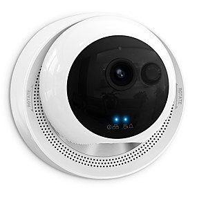 cheap Indoor IP Network Cameras-1080P Private module Indoor Wifi Ip Camera CCTV Camera Max Support 128GB