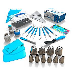 cheap Decorating Tools-34pcs Fondant Cake Decorating Tool Set Kitchen Baking Tool Kit