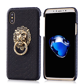 cheap Phones & Accessories-Phone Case PC Silicone Gel With Metal Lion Buckle Holder Phone Cover For iPhone7/7Plus/6/6S/6 Plus/6S Plus/7/7s/8/8plus/X/XS