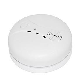 preiswerte Sicherheitssensor-fabrik rauchmelder 9 v power sound und licht alarm wireless rauchmelder rauch 433 mhz