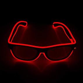 preiswerte Ungewöhnliche Lampen und Lichter-brelong leuchtende geführte Gläser neuartige leuchtende Gläser justierbare El-Linie Neonglasfeiertagsdekoration