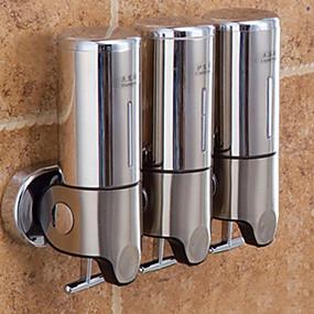 preiswerte Badezimmer-Produkte-Seifenspender Kreativ Moderne Edelstahl 1pc - Bad Wandmontage