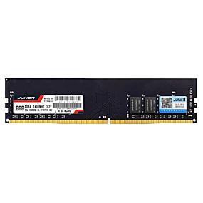 preiswerte Speicher-JUHOR RAM 8GB DDR4 2400MHz Desktop-Speicher DDR4 2400 8GB
