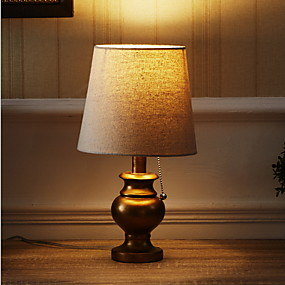 Lamps & Lamp Shades-Desk Lamp Modern Contemporary For Bedroom Study Room Office Metal 220V
