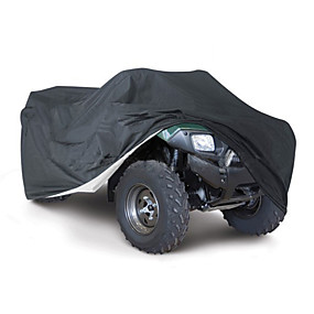 cheap Car Covers-All Weather Protection ATV Cover Durable Waterproof Wind-proof UV Protection Buggy Storage Universal Fit