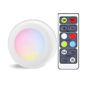 preiswerte LED-Smart Licht-1 Satz LED Nachtlicht Farbwechsel AAA-Batterien mit Strom versorgt