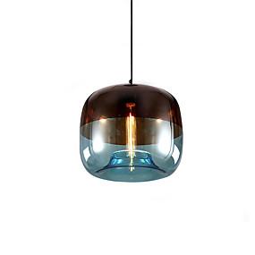 povoljno Viseća rasvjeta-Glob Privjesak Svjetla Ambient Light Glass Glass Kreativan 110-120V / 220-240V
