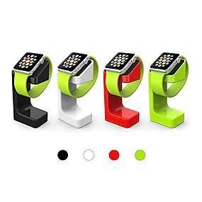 preiswerte Smartwatch Halterungen und Halter-Apple Watch kreative Gummi / ABS + PC Schreibtisch / Bett