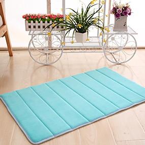 levne Podložky a koberečky-1ks Moderní Vanové rohožky Bavlna kreativita 5mm Koupelnové Nový design / Cool