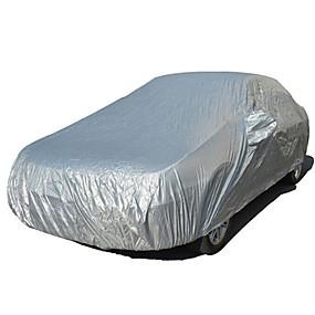 baratos Capas para Carros-Cobertura completa do carro à prova d 'água ao ar livre indoor car covers atv cobertura de proteção para peugeot 307 toyota vw golf 7