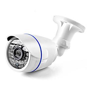 billige IP-kameraer-hd 1080p wifi trådløs utendørs innendørs ir video ip kamera bevegelsesdetektor med dag / natt syn ip65 vanntett 168 ° synsvinkel sikkerhet kamera støtte 32 GB