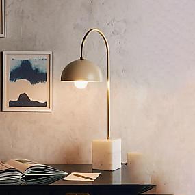 preiswerte Beleuchtung mit Stil-Moderne zeitgenössische Neues Design Tischleuchte Für Schlafzimmer / Studierzimmer / Büro Metall 220v