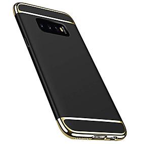 povoljno Maske za mobitele-Θήκη Za Samsung Galaxy S9 / S9 Plus / S8 Plus Pozlata Stražnja maska Jednobojni Tvrdo plastika