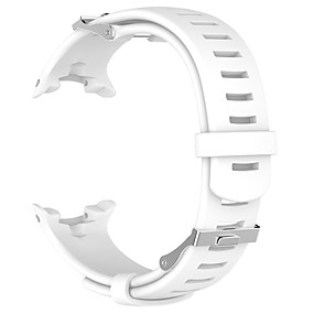 cheap Smartwatch Bands-Watch Band for SUUNTO D4 D4i NOVO Suunto Sport Band Silicone Wrist Strap