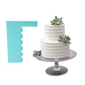 preiswerte Backen & Gebäck Spatel-1pc Kunststoff Neues Design Geburtstag Kuchen Für Kuchen Rechteckig Baking & Pastry Spachteln Backwerkzeuge