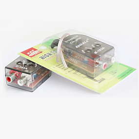 preiswerte KfZ Audio-Auto Audio Konvertierung Modifikation hoch zu niedrig Audio Konverter Modifikation Kit