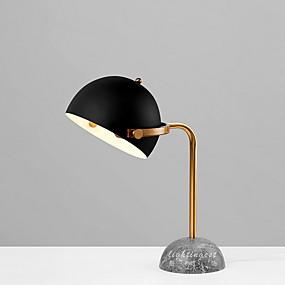 preiswerte Schreibtischlampen-Moderne zeitgenössische Neues Design Schreibtischlampe Für Schlafzimmer / Studierzimmer / Büro Metall 220v
