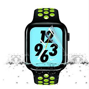 preiswerte Smartwatch Displayschutz-Displayschutzfolie Für iWatch 38mm PET High Definition (HD) / Spiegel 1 Stück