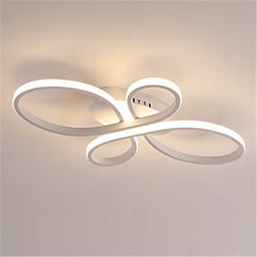 preiswerte 70% OFF-JSGYlights Einbauleuchten Raumbeleuchtung Lackierte Oberflächen Metall Silica Gel Neues Design 110-120V / 220-240V Wärm Weiß / Weiß