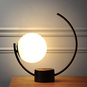 povoljno Stil rasvjete-Suvremena suvremena New Design Stolna lampa Za Spavaća soba / Study Room / Office Metal 220V