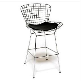 preiswerte Küche- und Esszimmermöbel-Drahtzählerhöhe moderner Barhocker Stuhl