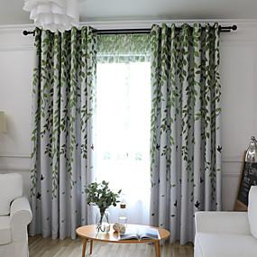 preiswerte Fensterdekoration-ein Panel Kinderzimmer Wohnzimmer Schlafzimmer Esszimmer gestickten Vorhang