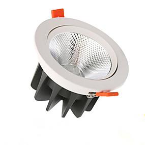 preiswerte LED Einbauleuchten-1pc 3 W 110-210 lm 1 LED-Perlen LED Spot Lampen Warmes Weiß Kühles Weiß 220-240 V kommerziell Zuhause / Büro