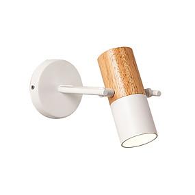 povoljno Lámpatestek-New Design / Šminka Jednostavan / Suvremena suvremena Zidne svjetiljke / Svjetla za osvjetljavanje Spavaća soba / Hodnik Metal zidna svjetiljka 110-120V / 220-240V