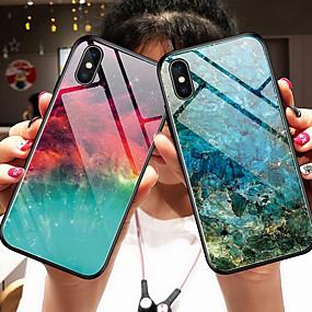 povoljno Maske za mobitele-Θήκη Za Xiaomi Xiaomi Redmi Note 7 / Xiaomi Mi 9 SE / Xiaomi Mi 9 Explorer Uzorak Stražnja maska Prijelaz boje Tvrdo Opeka