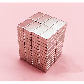 preiswerte Magnetische Spielsachen-200 pcs 10*5*2mm Magnetspielsachen Neodym - Magnet Magnetisch Erwachsene Spielzeuge Geschenk