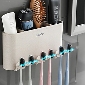 cheap Bathroom Gadgets-Tools Creative / Novelty Modern Contemporary PP tools Toothbrush & Accessories