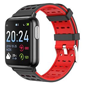 preiswerte 88Electronics-v5 ecg ppg spo2 smart watch blutdruck sauerstoff sport band pulsmesser männer frauen smartwatch