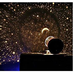 preiswerte Projektor-Lichter-Dongguan ho10704t14jb Fantasy Sternenhimmel Lampe (ohne Akku und Adapter) pink