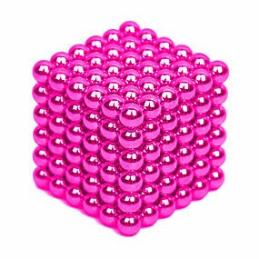 preiswerte YILINFEIER®-64-1000 pcs 4mm Magnetspielsachen Magnetische Bälle Bausteine Superstarke Magnete aus seltenem Erdmetall Neodym - Magnet Puzzle Würfel Neodym - Magnet Stress und Angst Relief Lindert ADD, ADHD