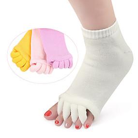 preiswerte Socken-1 Paar Unisex Socken Verdickung Solide warm halten Simple Style Samt EU36-EU42