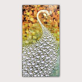 preiswerte Bekannte Meisterwerke-Hang-Ölgemälde Handgemalte - Berühmte Tiere Modern Ohne Innenrahmen