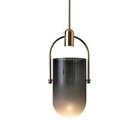 povoljno Lámpatestek-OYLYW Mini Privjesak Svjetla Ambient Light Electroplated Metal Glass Mini Style, New Design 110-120V / 220-240V