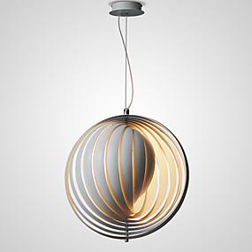 preiswerte Beleuchtung-Globus Einbauleuchten Umgebungslicht lackiert Metall verstellbar, kreative 110-120V / 220-240V