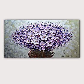 preiswerte Bekannte Meisterwerke-Hang-Ölgemälde Handgemalte - Berühmte Landschaft Modern Ohne Innenrahmen