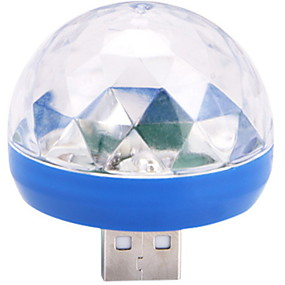 preiswerte Projektor-Lichter-1pc Projektor Lichter USB Kreativ <=36 V