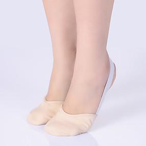 preiswerte Schuhe Zubehör-2pcs Orthesen Einlegesohlen & Einlagen Nylon Vorfuß Frühling Damen Hautfarben / Weiß