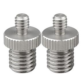 preiswerte Mikrofon-camvate 1/4 male auf m12 male double-end schraubadapter für dslr rig c1571