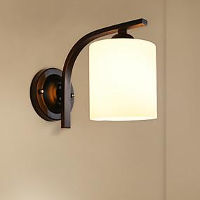 povoljno Lámpatestek-retro staklena kugla zidna svjetiljka zidna svjetiljka zidna svjetiljka za kućnu kuhinju dnevne sobe