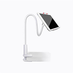 cheap Universal Accessories-360 Degree Flexible Table Pad Holder Stand Long Lazy People Bed Desktop Tablet Mount for iphone Samsung Huaiwei Xiaomi iPad