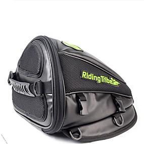 preiswerte Fahrradsatteltaschen-Fahrrad-Sattel-Beutel Radfahren Rucksack Fahrrad Kofferraum Taschen Multifunktions Tragbar Regendicht Fahrradtasche Synthetik Tasche für das Rad Fahrradtasche Camping / Radsport Outdoor Übungen