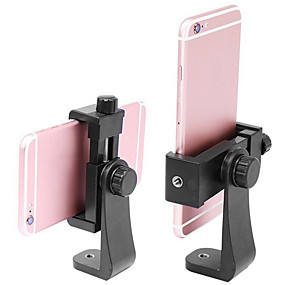 cheap Universal Accessories-Universal Smartphone Tripod Adapter Cell Phone Holder Mount for iPhone iPad