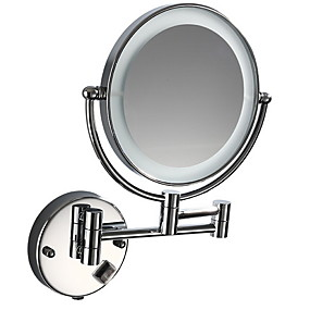 cheap Bathroom Gadgets-Tools Creative / Novelty Modern Contemporary Glass 1pc Cosmetic Mirror