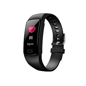 preiswerte Neuheiten-Fitness Tracker Smart Armband y9 Herzfrequenz Blutdruck Uhr Smart Armband Smart