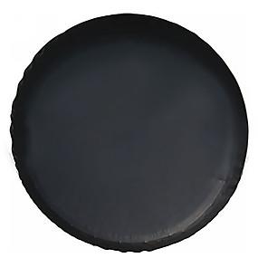 levne Přehozy na auta-černý kryt rezervního kola pro jeep kia suv taška na skladování pneumatik praktické příslušenství